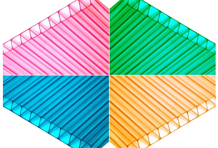 Что называется сотовым поликарбонатом?