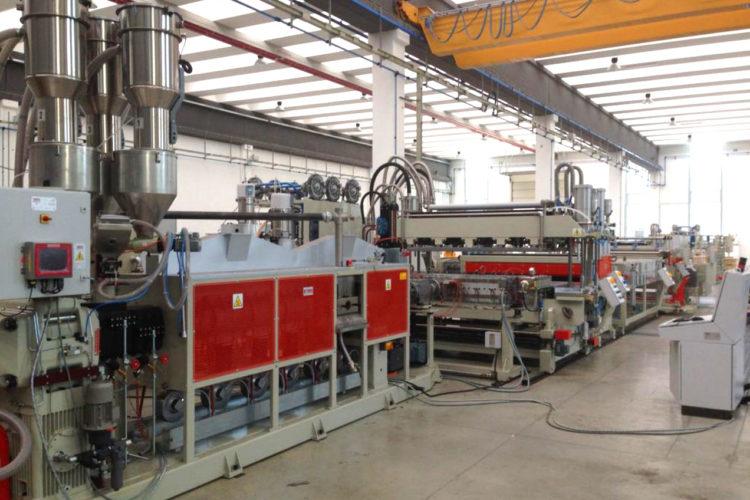 Оборудование для производства поликарбоната
