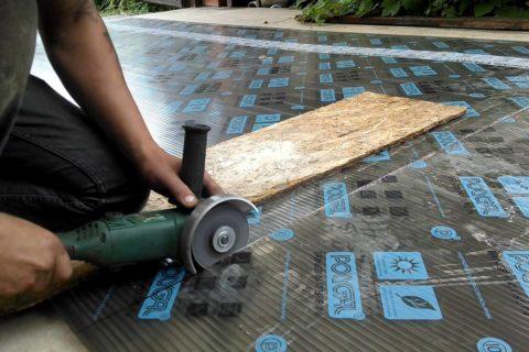 Чем и как резать сотовый поликарбонат в домашних условиях?